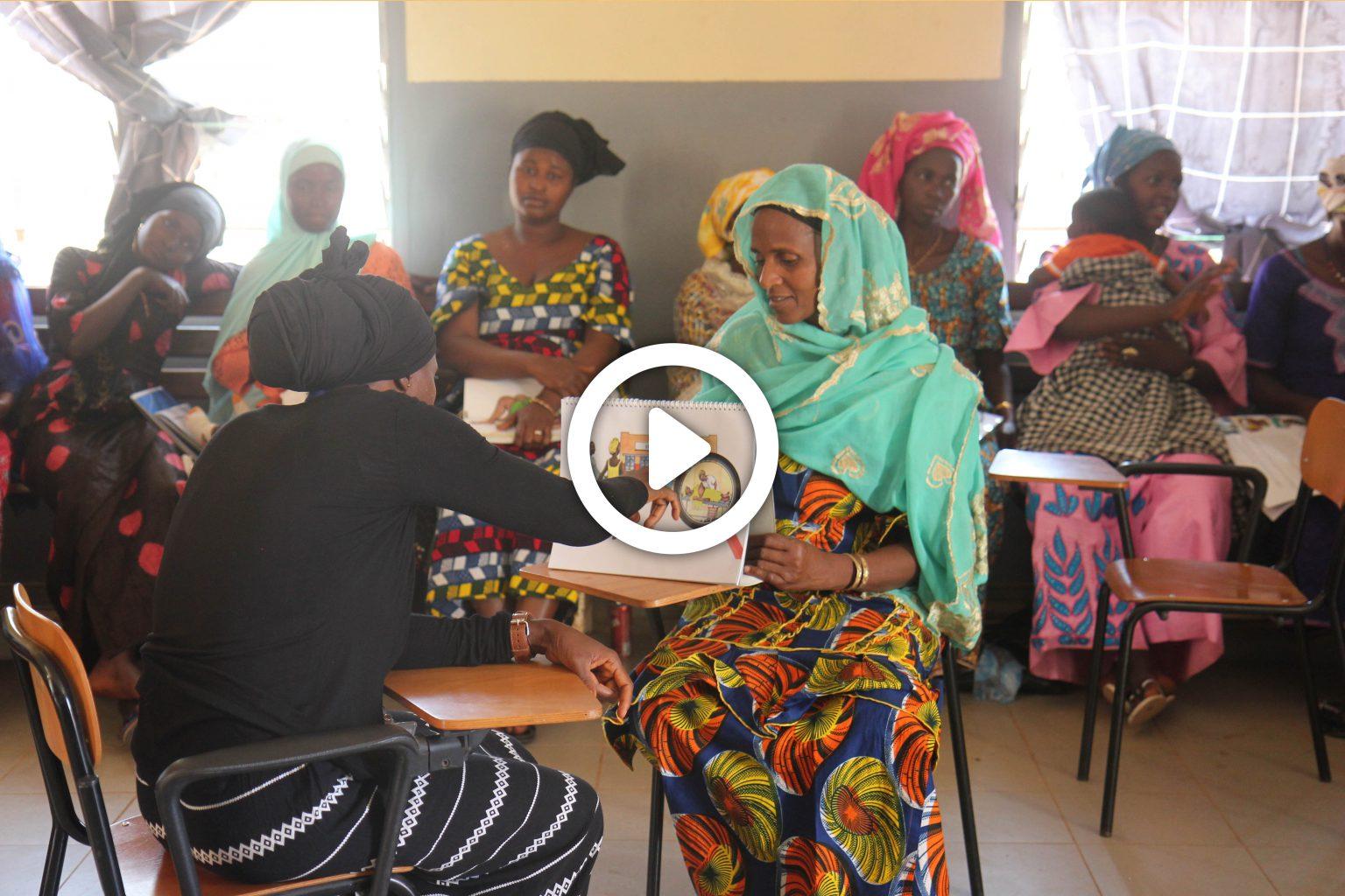 Formation des Femmes Leaders